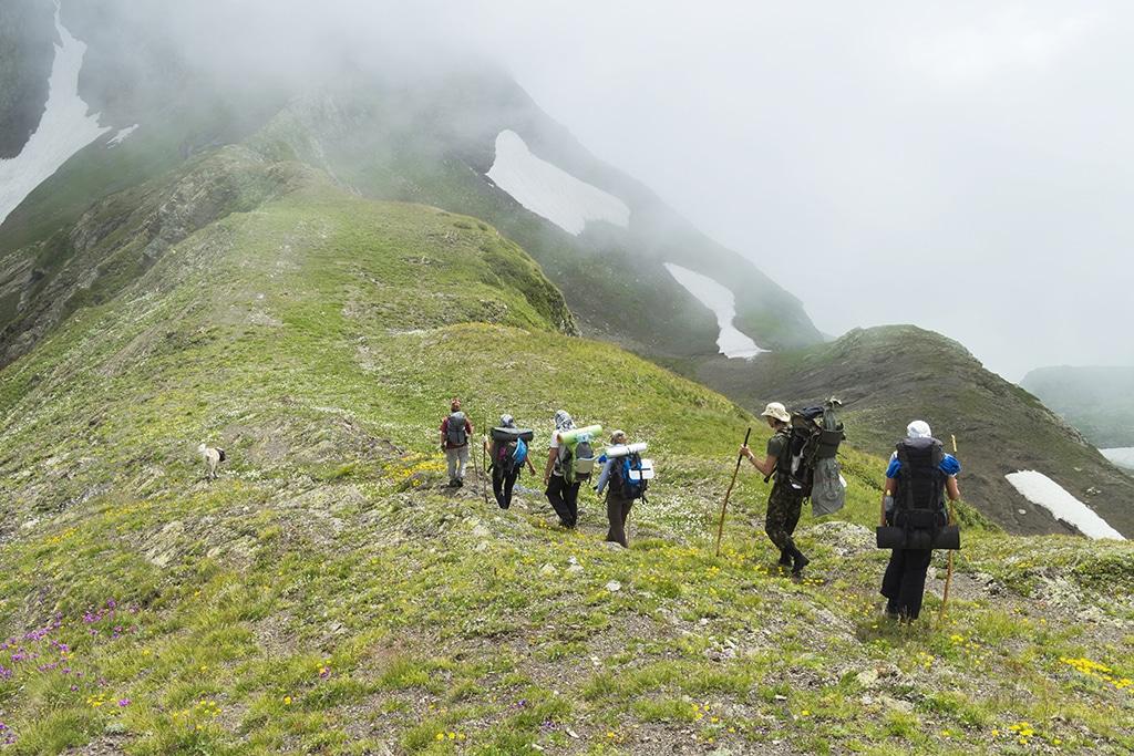 Wandern Achensee: Traumhafte Berge in den Tiroler Alpen