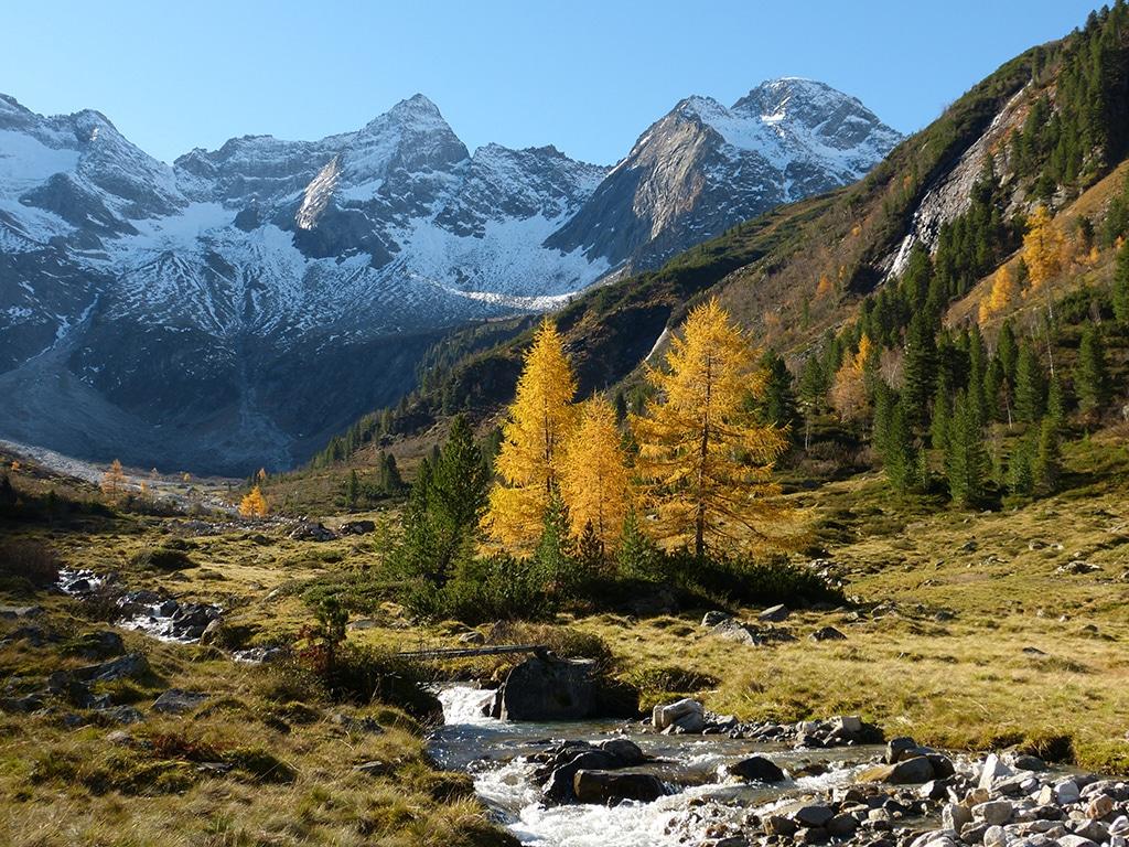 Wandern im Piemont Italien