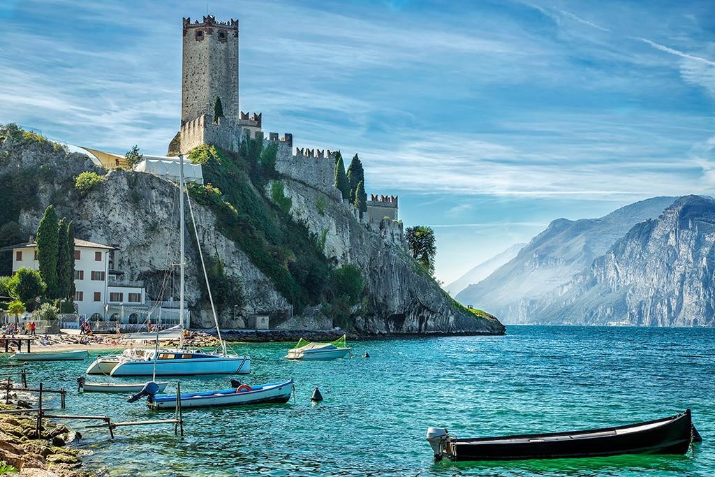 Urlaub Trentino: Der Gardasee im Süden
