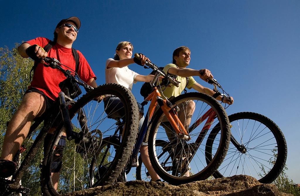 Radfahren in Latium