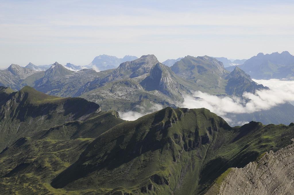 Wandern in der Schweiz - ein Überblick