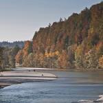Die Isartrails München: Federweg in Thalkirchen