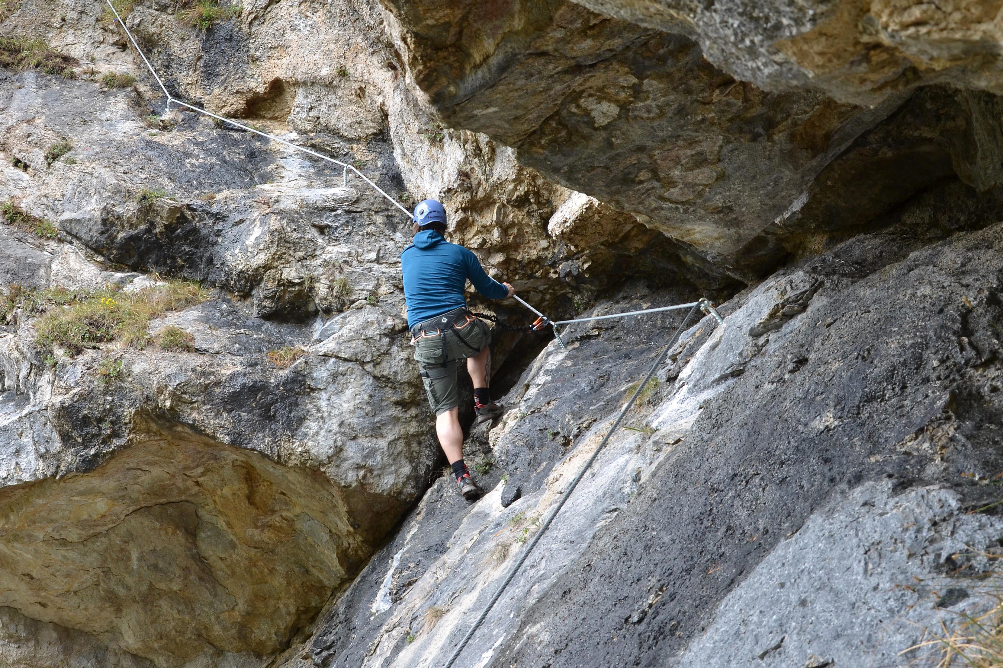 Klettersteig Tirol