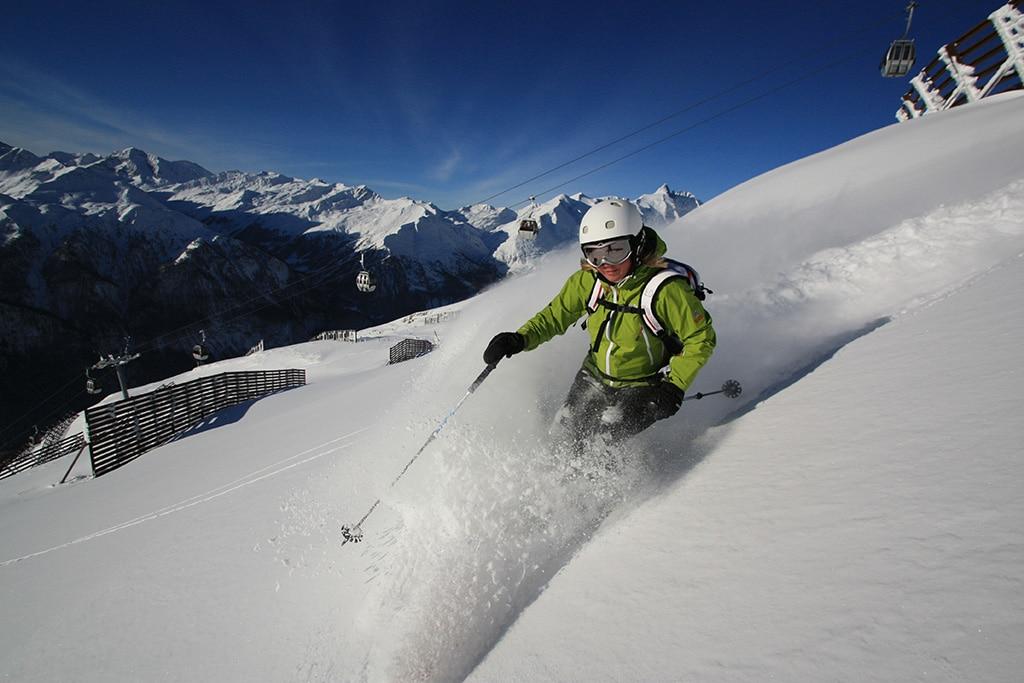 Heiligenblut Skigebiet