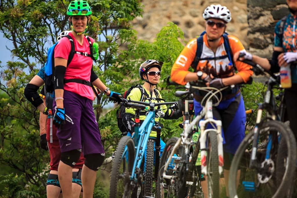 Mountainbike Womans Camp (c) foveart/Sebastian Wussow