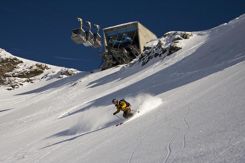 hohe tauern ski drei top skigebiete in k rnten in der bersicht. Black Bedroom Furniture Sets. Home Design Ideas