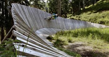 Mayrhofner Bergbahnen im Zillertal: Single Trail Höllenritt