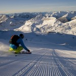 Hohe Tauern Ski: Mölltaler Gletscher, Mallnitz Ankogel und Heiligenblut & Großglockner