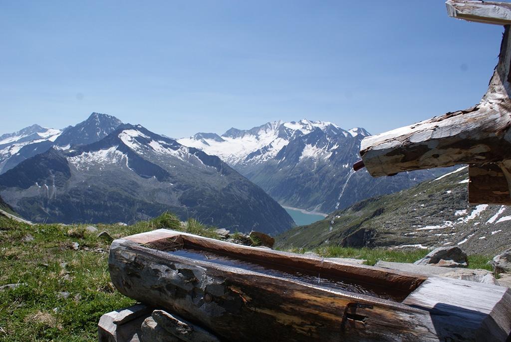 Wandern Mayrhofen