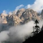 Eibsee Zugspitze im Wettersteingebirge und das Werdenfelser Land