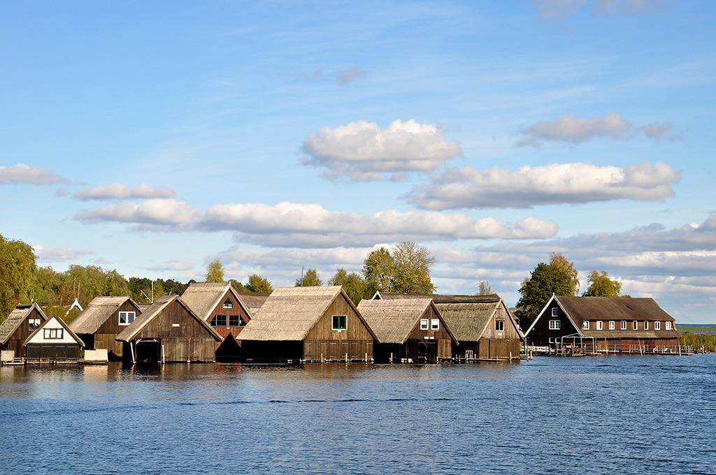 Urlaub Mecklenburgische Seenplatte