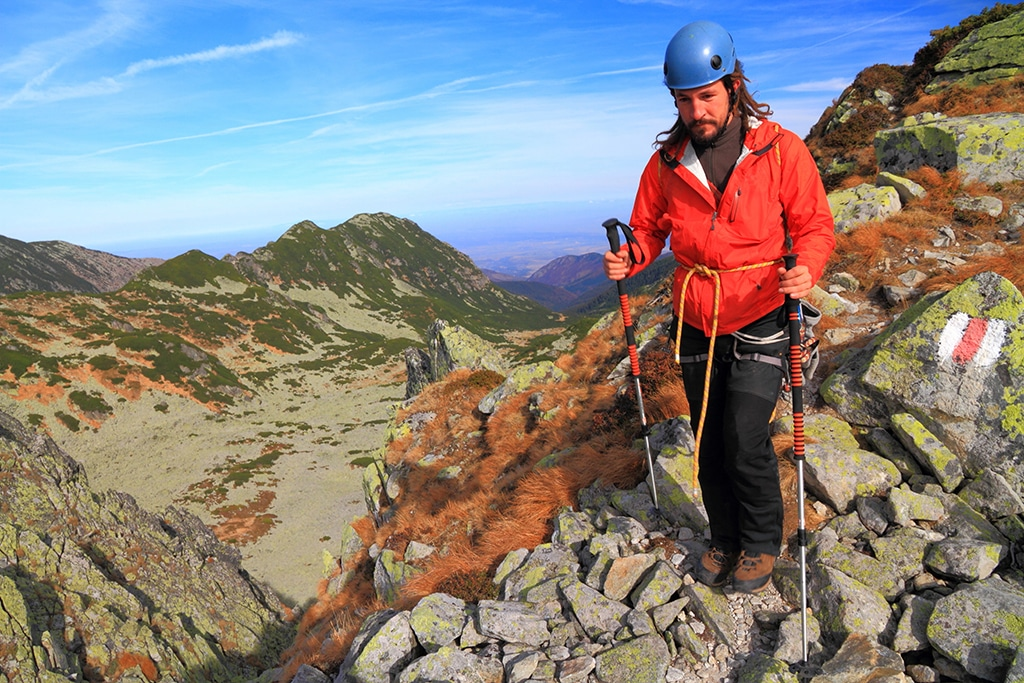 Bergsteigen Steiermark