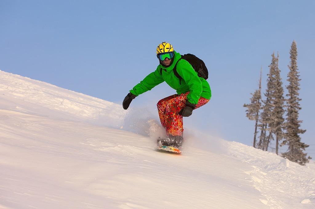 3 Vallées Skigebiet