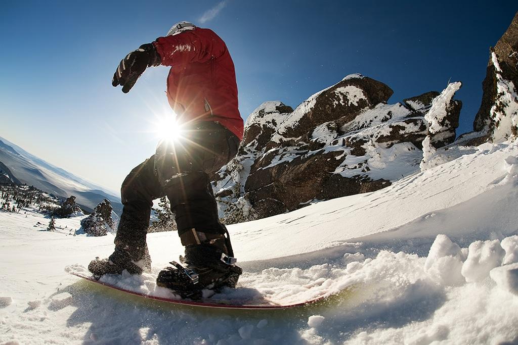 Skigebiet Hohe Tauern