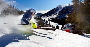 Obereggen Skigebiet
