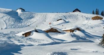 Winterbilder Lofer und Umbegung © Kerstin Joensson