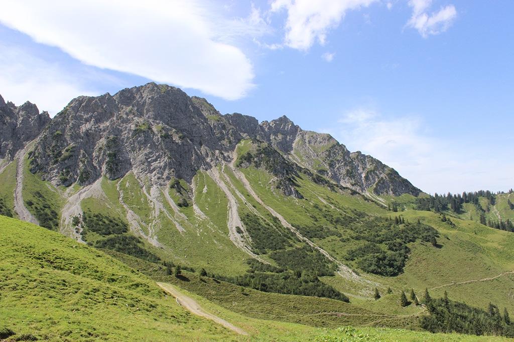 Grosses Walsertal Österreich