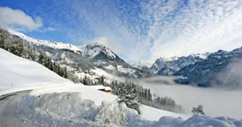 Freeriden im Skigebiet Sonnenkopf
