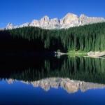 Obereggen in Südtirol: Zwischen Erde und Himmel