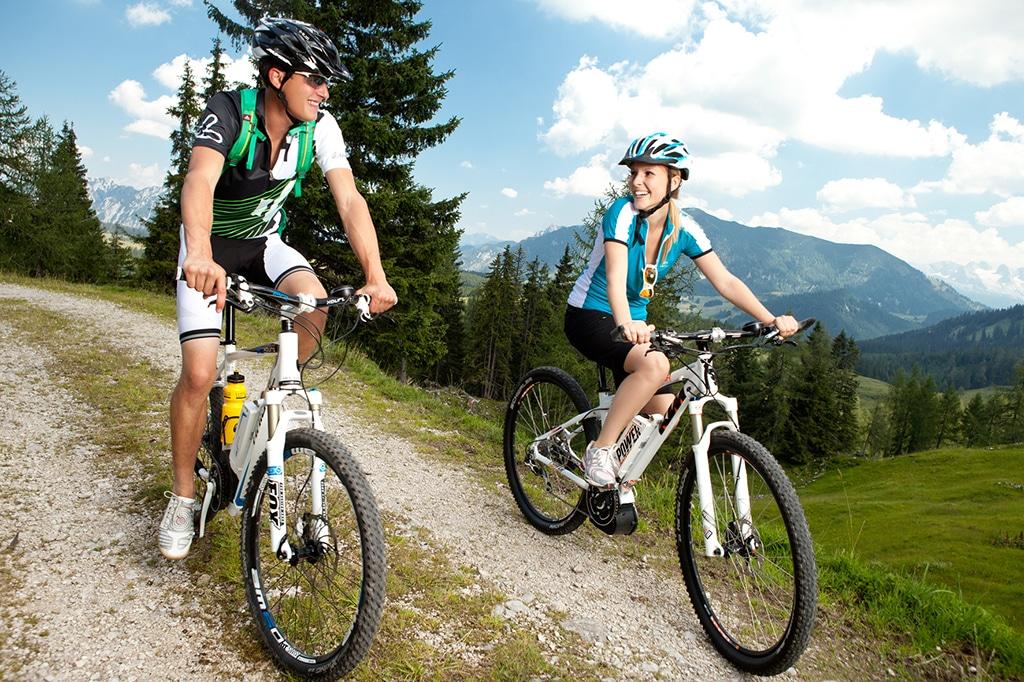 Tennengau Radfahren