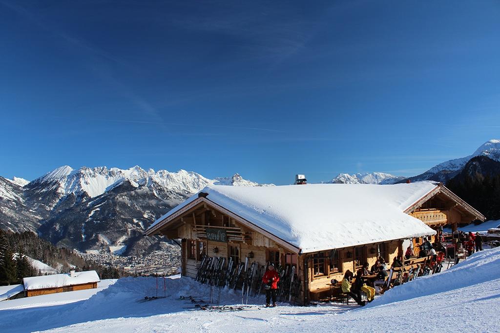Die Rufana Alp