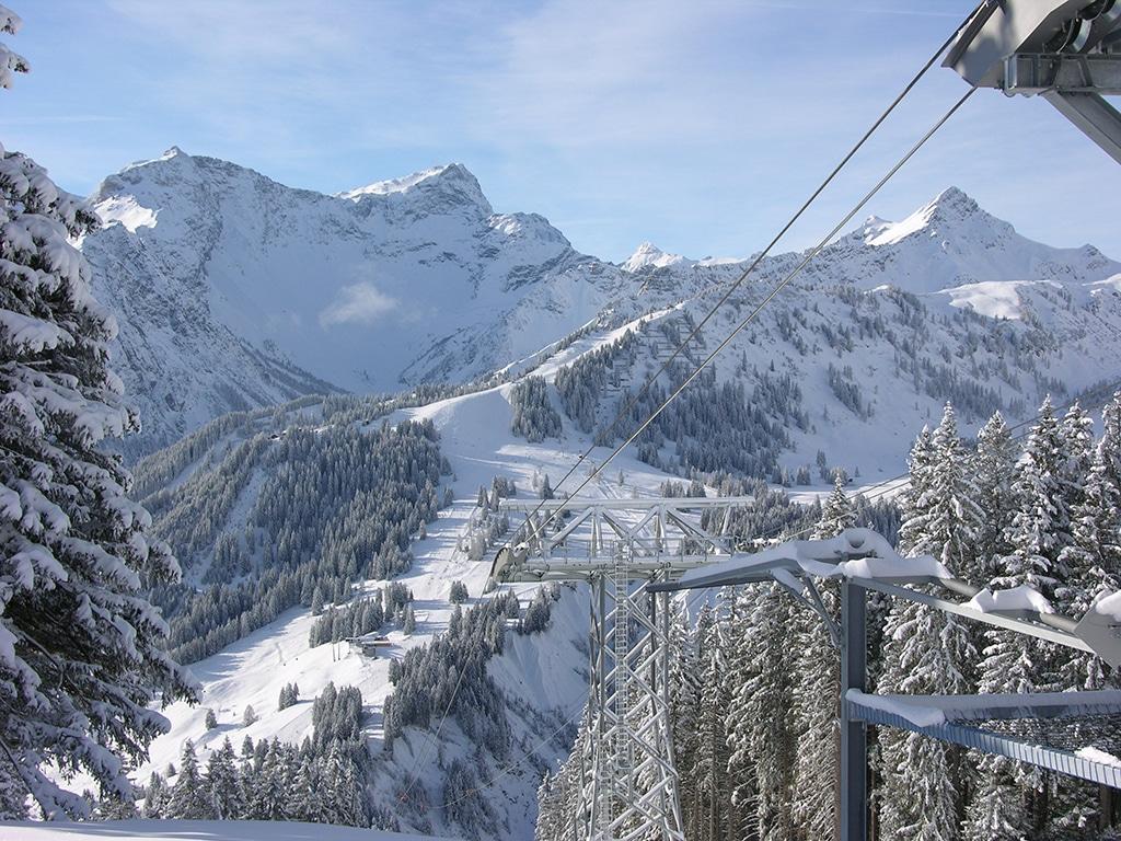 Alpenregion Bludenz: Das Skigebiet Brandnertal