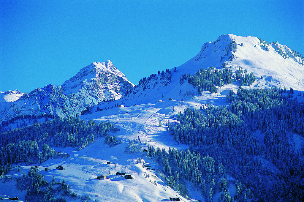 Skigebiet Sonnekopf