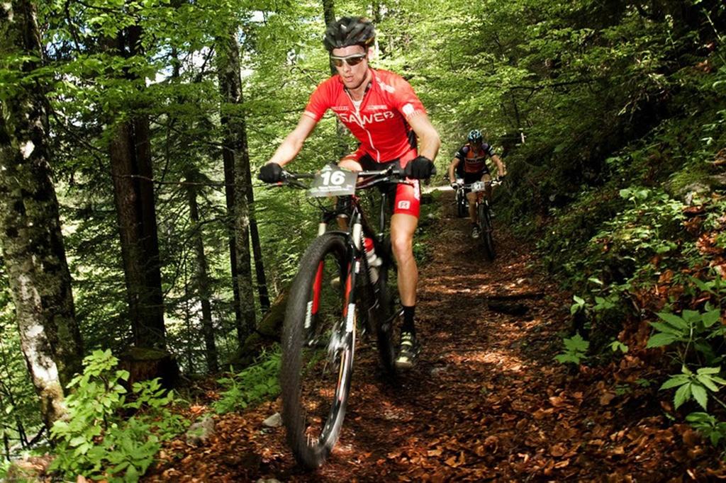 Bike Four Peaks