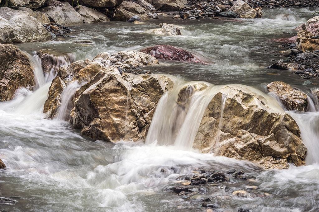 Klettersteig Wilder Kaiser : Klettersteig wilder kaiser durch die rehbachklamm zum