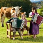 Mit hunderten Ziehharmonikas – der Tourismusverband Wilder Kaiser jagt den Weltrekord