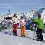 Skigebiet Damüls – Skifahren im Großen Walsertal im Arlberg