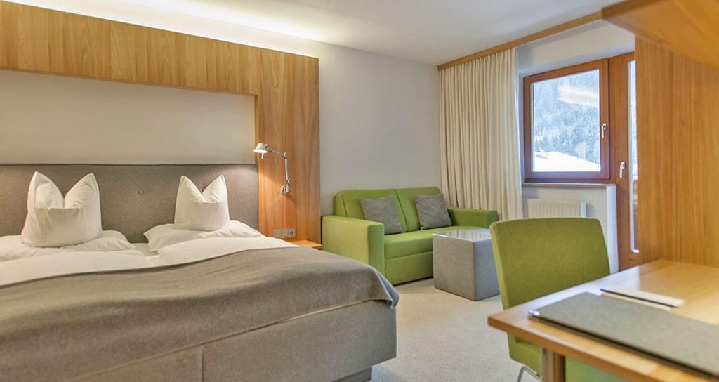 Designzimmer im Hotel Alpenhof Flachau