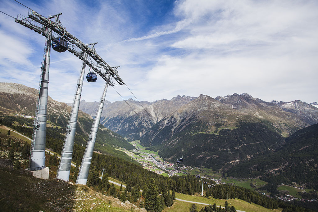 Gaislkochglbahn im Ötztal