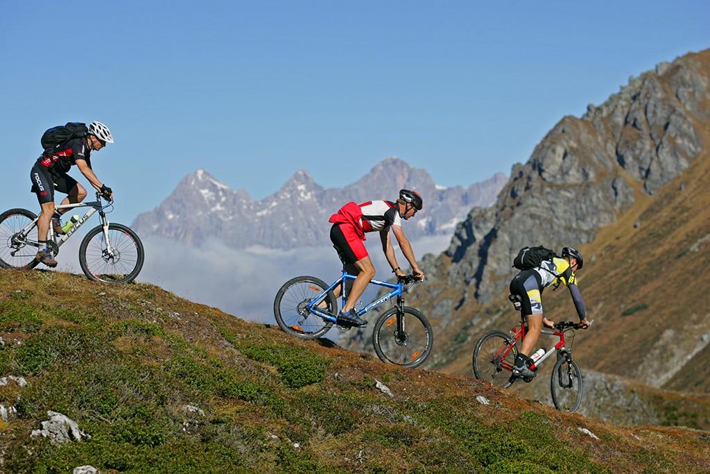 Mountainbike Dachstein