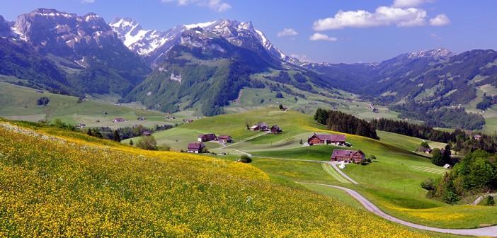 Engadin St. Moritz – neue Flow Trails für Mountainbike Touren