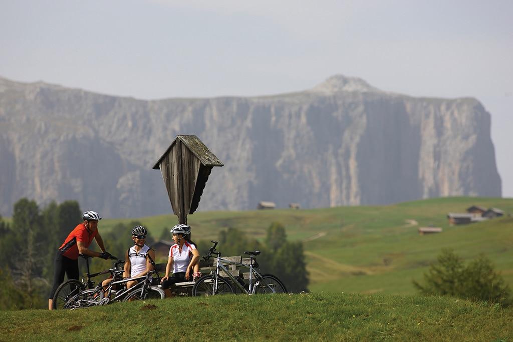Grödnertal Mountainbike