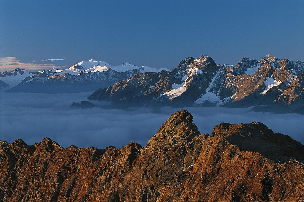Wildspitze im Ötztal