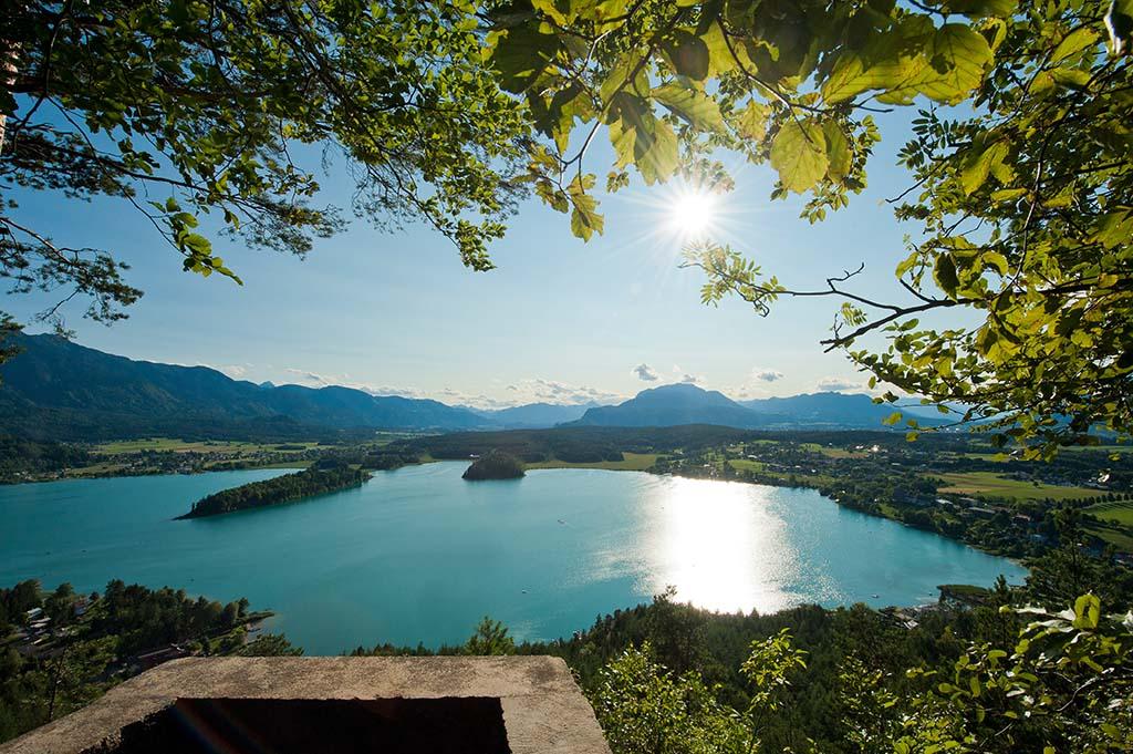 Alpe Adria Trail Etappen