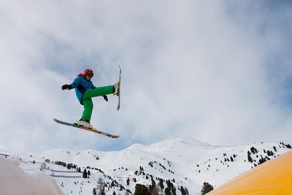Sulden am Ortler Skigebiet