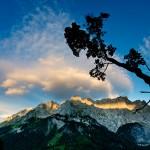 Das Haslital im Berner Oberland