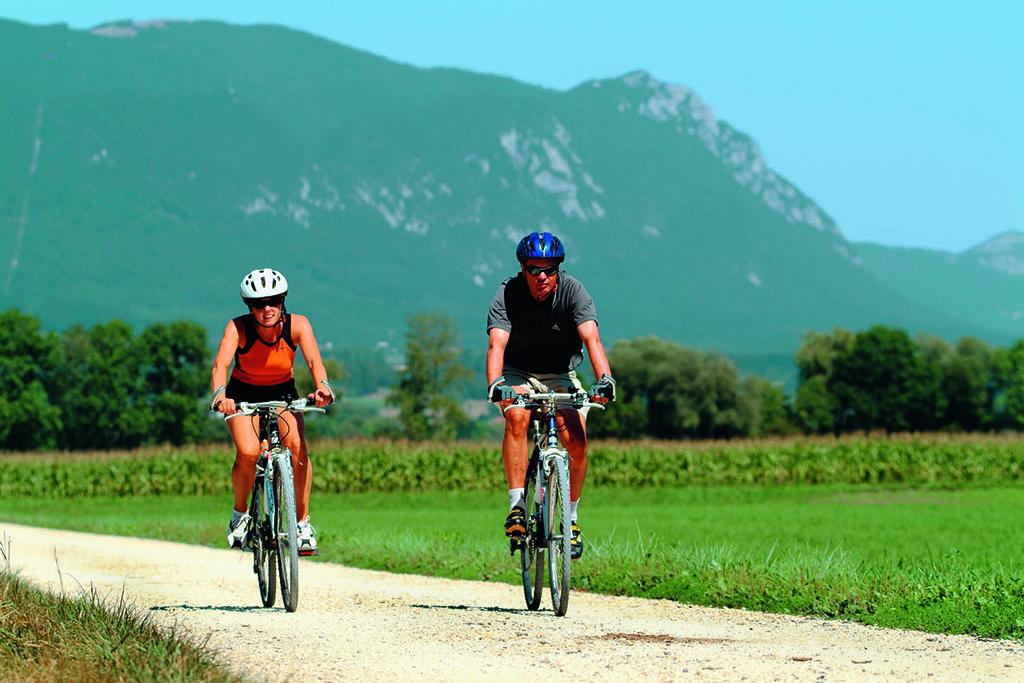Radfahren im Solothurn Kanton