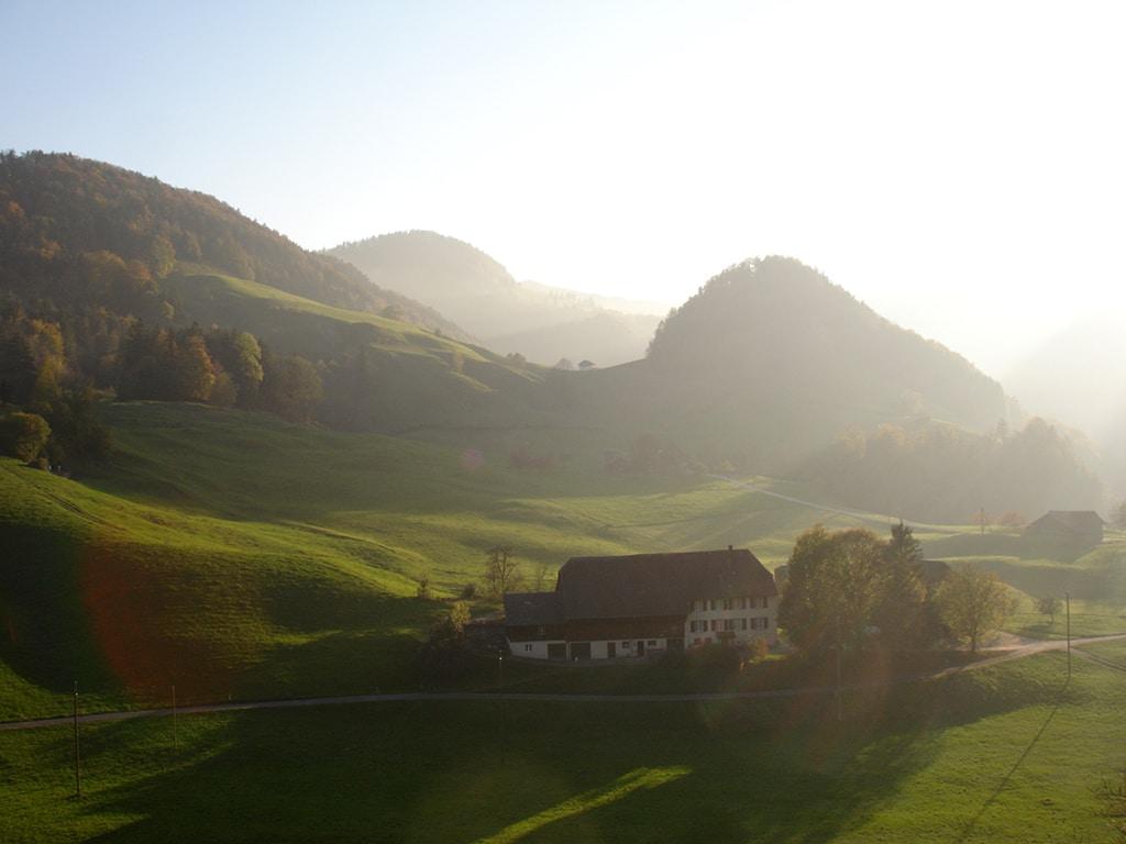 Das Schwarbubenland im Kanton Solothurn
