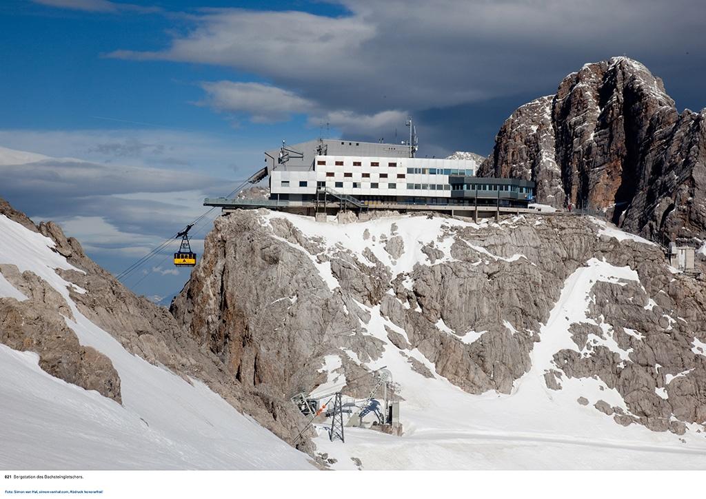 Bergstation Dachstein Gletscher