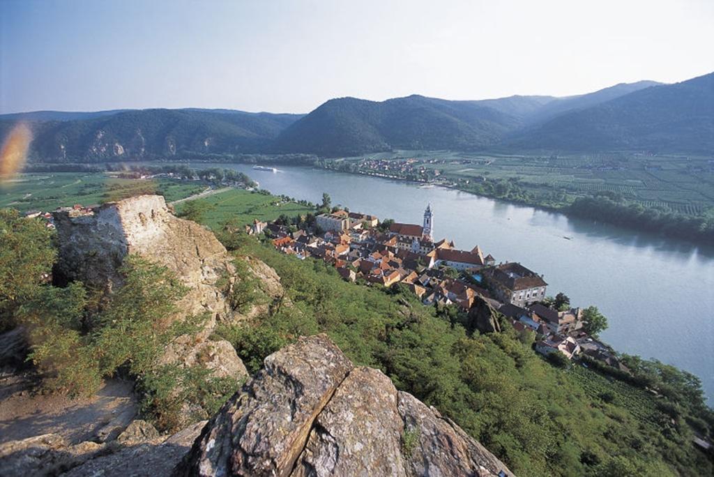 Sehenswürdigkeiten an der Donau