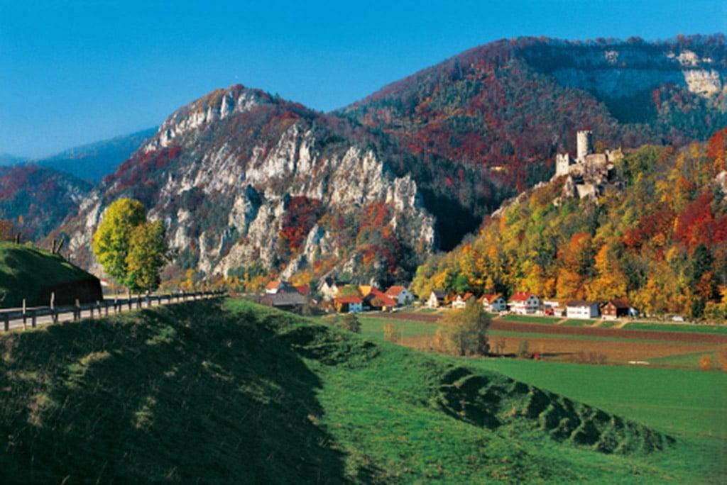 Wandern Solothurn