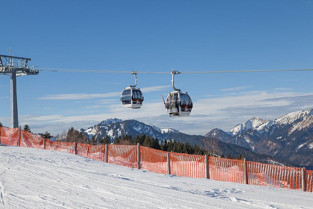 Ofterschwang Skigebiet