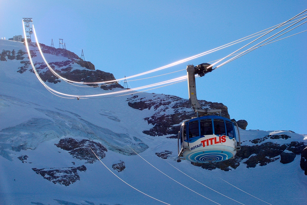 Engelberg Skigebiet