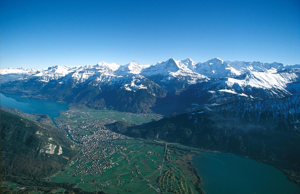 Schweiz Interlaken