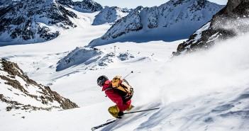 Pitztaler Gletscher Skigebiet