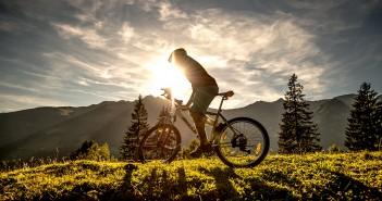 Bike Gastein: Mehr als 15 markierte Mountainbike Routen warten im Gasteinertal